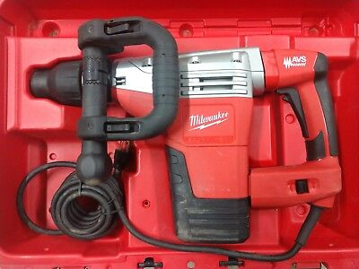 "Milwaukee 1-3/4"" Heavy Duty 2-Speed SDS-Max Demolition Hammer Model# 5446-21"