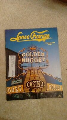 loose change magazine golden nugget issue