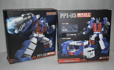 New PAPA Toys Transformers PPT-05 Ultralore Warrior Ultra Magnus In Stock