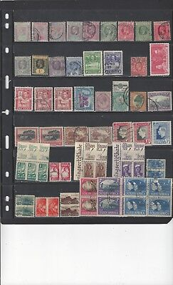 British Africa Stamps S-Z