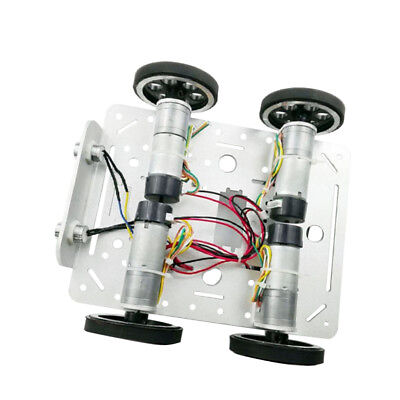 Tracing Obstacle Avoidance 4wd Smart Remote Robot Tank Chassis Kit Car
