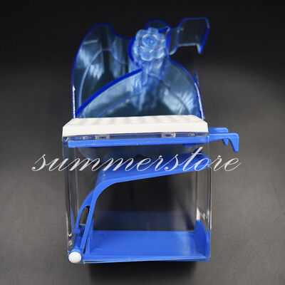 Dental Equipment Autoclavable Cotton Roll Dispenser Holder See-through Two Types
