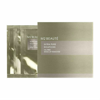 M2 Beaute Ultra Pure Solutions Oil-Free Make-Up Remover (7x2ml)