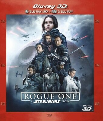Gareth Edwards - Rogue One - A Star Wars Story - 3D+2D