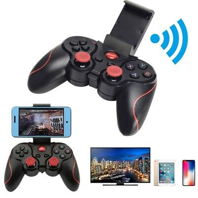 Remote Wireless Bluetooth Game Controller Gamepad Joystick for IOS Android Phone