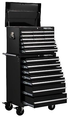 Hilka Professional 19 Drawer Combination Cabinet.