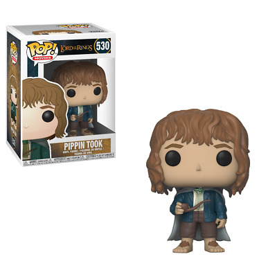 Figurine Funko Pop! Movies the Lord of the Rings 530 Pippin Took 10cm