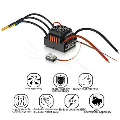 Hobbywing QuicRun 1:8 Brushless WaterProof 150A ESC Car Off Road #WP-8BL150 Lot