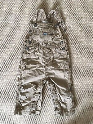 Mini Boden Dungarees 12-18 Months