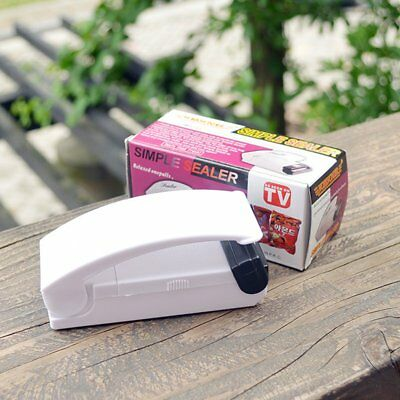 Portable Mini Home Heat Bag Sealer Sealing Machine Plastic Bag Food Packaging