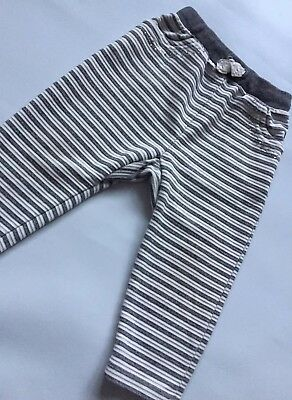 River Island Girls Trousers Striped Age 2-3 Years