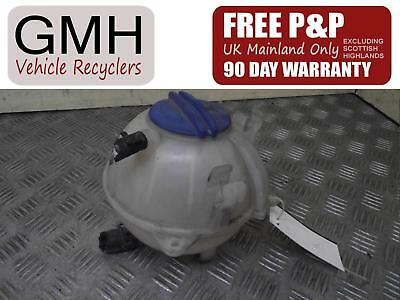 Volkswagen Golf 1.6 Petrol Overflow Bottle / Expansion Tank 2 Pin 2004-09 ~
