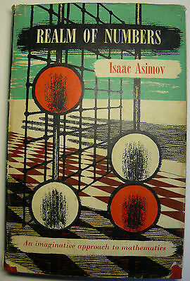 ISSAC ASIMOV – Realm of Numbers – UK First Edition 1963
