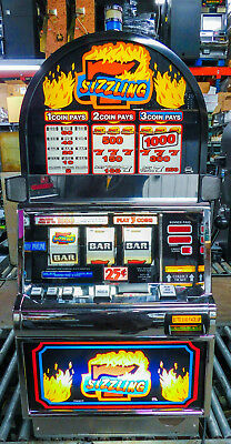 Igt S-2000 Reel Slot Machine: Sizzling Seven