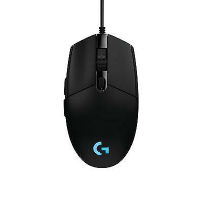 Logitech G203 Prodigy RGB Wired Gaming Mouse 8000 DPI Latest Version - Brand New