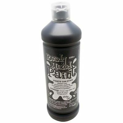 Ready Mix Paint 600 ml - Nero West Design WD150216