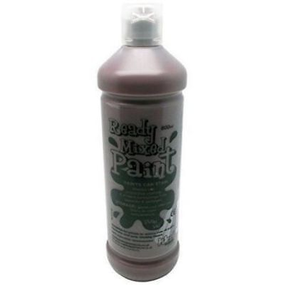 Ready Mix Paint 600 ml - Burnt Umber West Design WD150414