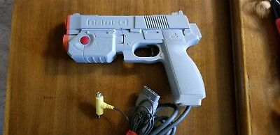 GunCon Namco Light Gun Controller for Sony Playstation 1 PS1 Game System