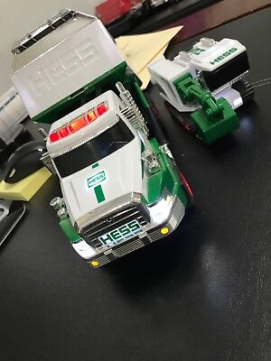 2017 Hess Dump Truck And Loader