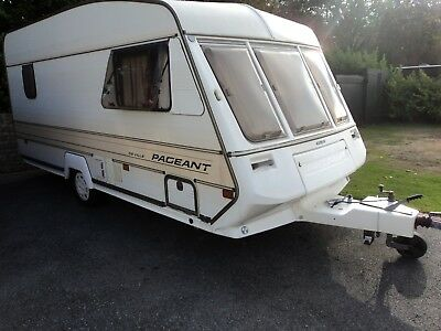 avondale  rialto caravan 4 berth,2003,stolen and recovered.hpi clear,grubby
