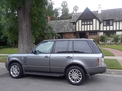 2008 Land Rover Range Rover HSE Get Ready for Winter Fun Activities! All records, smog / DMV reg. until 08/2019