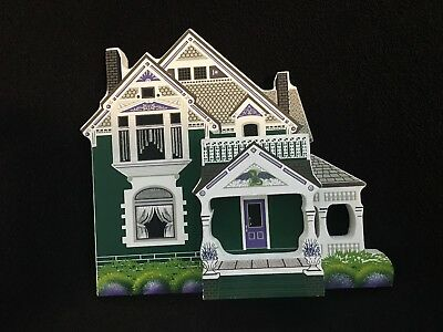 1995 Mansion Wood House Shelia ~ Purple Dragon Denver Colorado