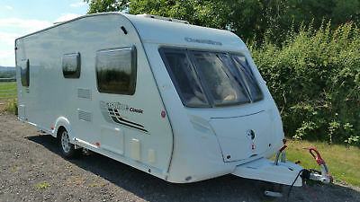 2011 4-Berth Swift Coastline Classic 545SE