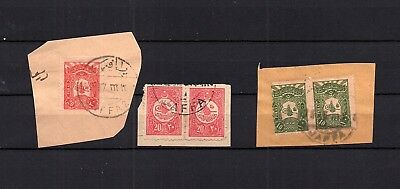 "Palestine - Ottoman - Postally Used Stamp With "" Jaffa "" Cancel (Turk- 13 )"