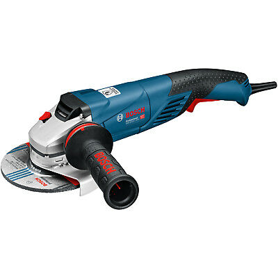 Bosch Gws 18-125 L Inox Professional Angle Grinder for Stainless Steel (125 mm)