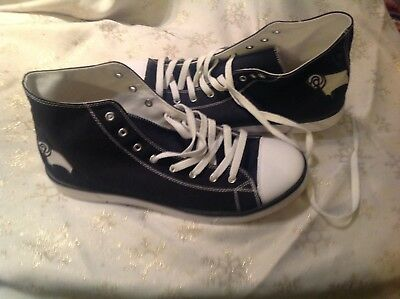 Derby County Baseball Style Boots - Size 9/9.5 (44)-BNWOB