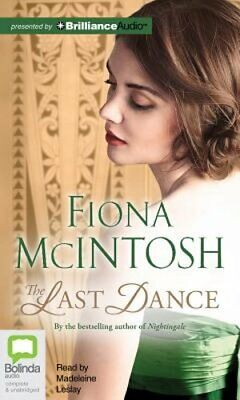 The Last Dance by Fiona McIntosh: New Audiobook