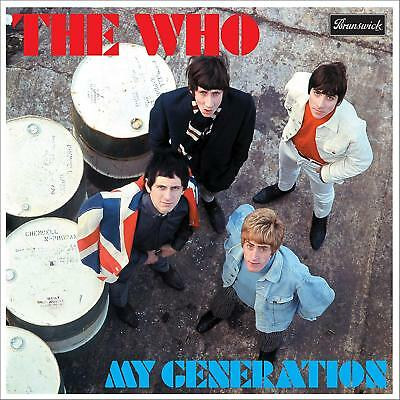 The Who - My Generation (Super Deluxe) [Cd] New & Sealed