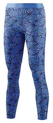 Skins DNAmic Core Women's Compression 7/8 Tights Thermal Base Layer Winter New