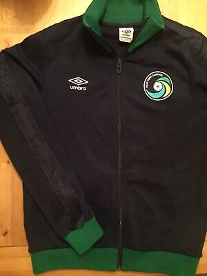 New York Cosmos Tracksuit Top (M) 40""