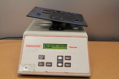 Daigger rocker Model AR100 110V Laboratory Rockers