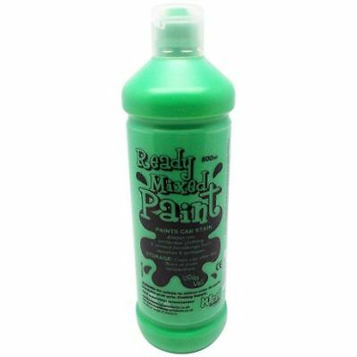 Ready Mix Paint 600 ml - Verde Brillante West Design WD151619