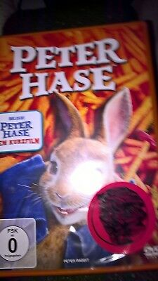 Peter Hase - Peter Rabbit auf DVD in OVP