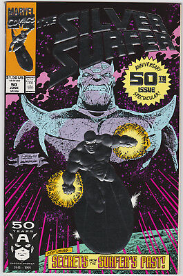 Silver Surfer   # 50       1991         NM