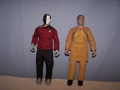 Star Trek  9 Inch Action Figures by Playmates includes Bele