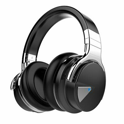 Cowin E7 [2018 Upgraded] Noise Cancelling Headset Wireless Bluetooth Headphones