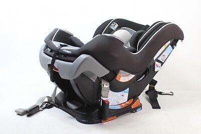 Graco Extend2Fit Convertible Car Seat, Gotham, One Size 1963212 - Preowned