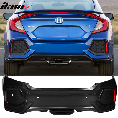 For Civic 13-14 Bumper Cover