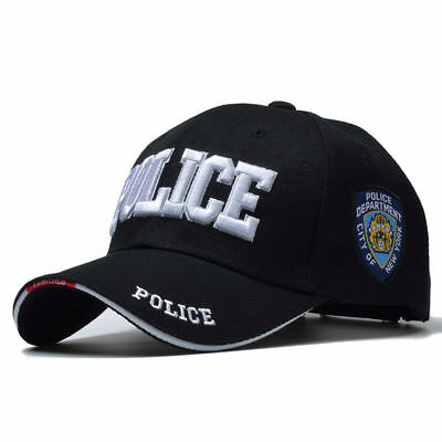 Northwood Police Swat Ball Cap Embroidered Snapback Law Enforcement Baseball Hat