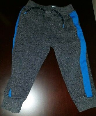 Toddler Boy Size 3t BabyGap Gray Jogger Pants