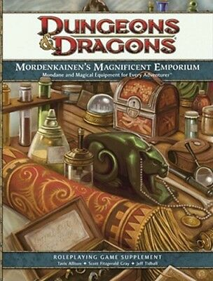 Mordenkainen's Magnificent Emporium: A 4th Edition D&d Supplement: Used