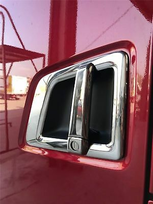 2017Up SCANIA 'R' SERIES 4PCS Chrome Door Handle Cover Set STAINLESS STEEL