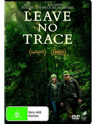 Leave No Trace - DVD Region 2,4,5 Free Shipping!