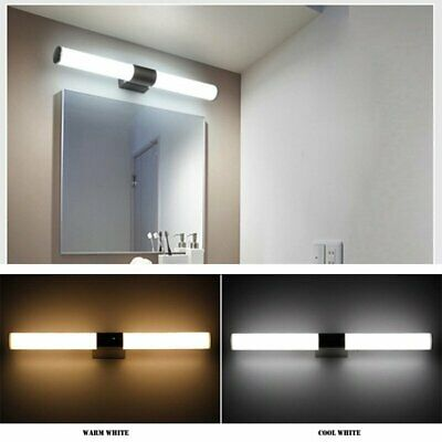 12W/16W/22W LED Mirror Light Bathroom Wall Lamp Bedroom Makeup Lighting Decor