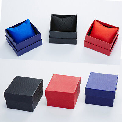Luxury Jewellery Watch Gift Box Wedding Favor Storage Packing Durable Case Cover