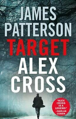 Target: Alex Cross by James Patterson: New
